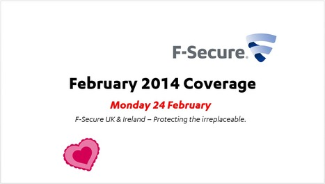 February Coverage (24th) | F-Secure Coverage (UK) | Scoop.it
