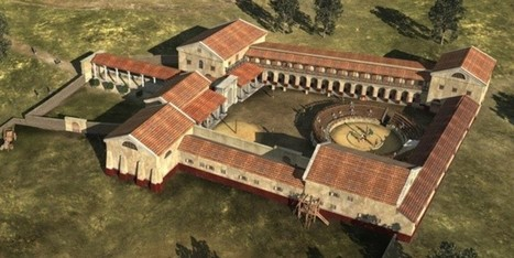 Ancient Roman Gladiator School Discovered In Austria, Recreated In 3D Models ... - Huffington Post | Ancient Crimes and Mysteries | Scoop.it
