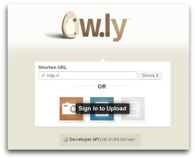 Ow.ly - Shorten urls, share files and track visits - Owly | anz23mthings | Scoop.it