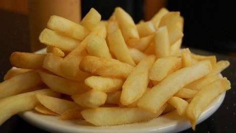 Deep-Frying Vegetables Can Actually Add Nutritional Value | Bazaar | Scoop.it