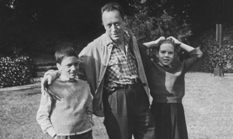 Albert Camus will always be the outsider – and I'm proud of that, says the writer's daughter | RCHK Albert Camus The Outsider or The Stranger | Scoop.it