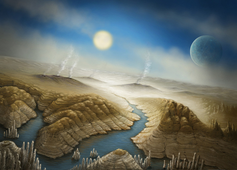 Kepler Finds 12 Earth-sized Worlds In Stellar Habitable Zones | New Space | Scoop.it