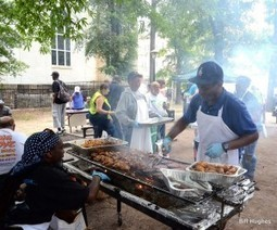 BBQ for Baltimore's homeless draws 700 participants - Baltimore Post-Examiner | Plight of The Homeless | Scoop.it