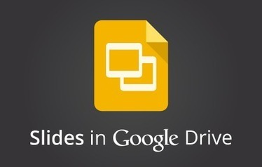 Create, edit and present with Google Slides offline | Technologie Éducative | Scoop.it
