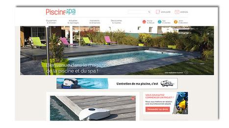 Le nouveau site web PiscineSpa.com ! | Construction, entretien piscines | Scoop.it