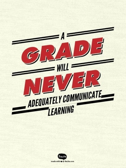 Students Can Grade Themselves When We Make It About Learning | Education Week | Teacher Engagement for Learning | Scoop.it