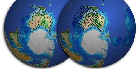 Así se separan y se juntan los continentes | Biología de Cosas de Ciencias | Scoop.it