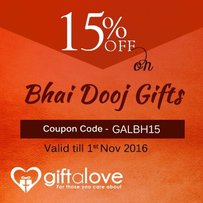 Hurry to Avail 15% Off on Bhai Dooj Gifts at Giftalove.com!   AB Newswire   Buy Gifts & Flowers online   Scoop.it