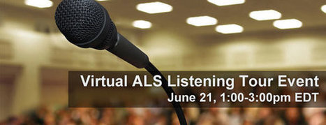 Urgent – ALS Association CEO hosting virtual meeting TUESDAY to solicit input from the ALS community | #ALS AWARENESS #LouGehrigsDisease #PARKINSONS | Scoop.it