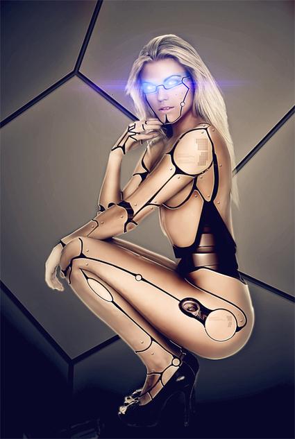 Transformer un Model en Cyborg avec Photoshop - Tuto Photoshop les meilleurs tutoriaux photoshop parmis les tutoriaux photoshop du net Cs6, Cs5, cs4, cs3 et cs2 | Web Design | Scoop.it