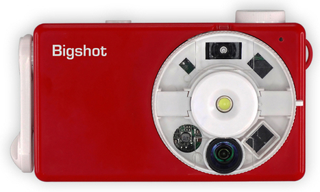 Bigshot DIY Digital Camera Teaches Kids About Electronics and Photography | Kids and Things | Scoop.it