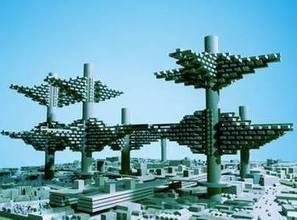Urbanisme : les villes japonaises s'exposent à Paris - PAP.fr | The Architecture of the City | Scoop.it