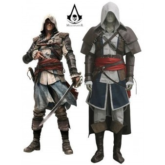 Assassin's Creed 4 Black Flag Edward Kenway Cosplay Costume | cosplay costumes | Scoop.it