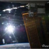 Un astronaute de la NASA poste le premier Vine de l'espace - PureBreak | Astronomie | Scoop.it