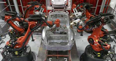 Robotique: le chinois Midea sur le point de racheter l'allemand Kuka   Vous avez dit Innovation ?   Scoop.it