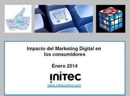 [Estudio] Impacto del Marketing Digital en los consumidores - INITEC | Comercio electrónico | Scoop.it