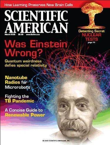What Einstein Really Thought about Quantum Mechanics | News we like | Scoop.it