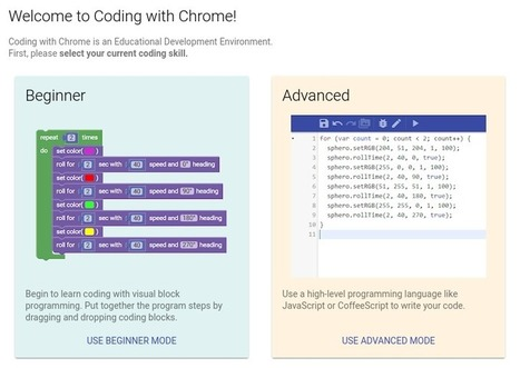 Another coding alternative | New learning | Scoop.it
