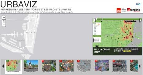 Urbaviz : représenter les projets urbains   graphiste   Scoop.it