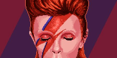 Revisiting David Bowie's bizarre virtual world | metaverse musings | Scoop.it