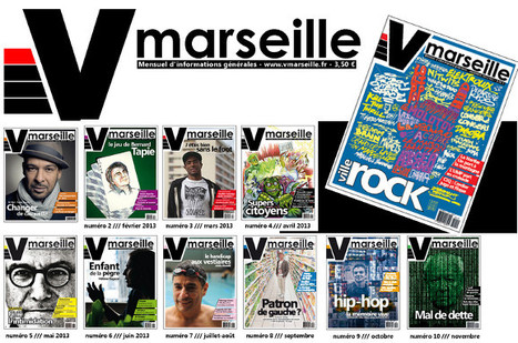 Vmarseille va cesser sa parution | DocPresseESJ | Scoop.it