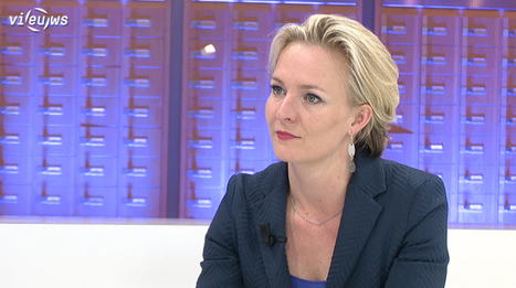 """""""I hope that the UK will choose to stay a vital part of the EU"""", says ALDE MEP Marietje Schaake 