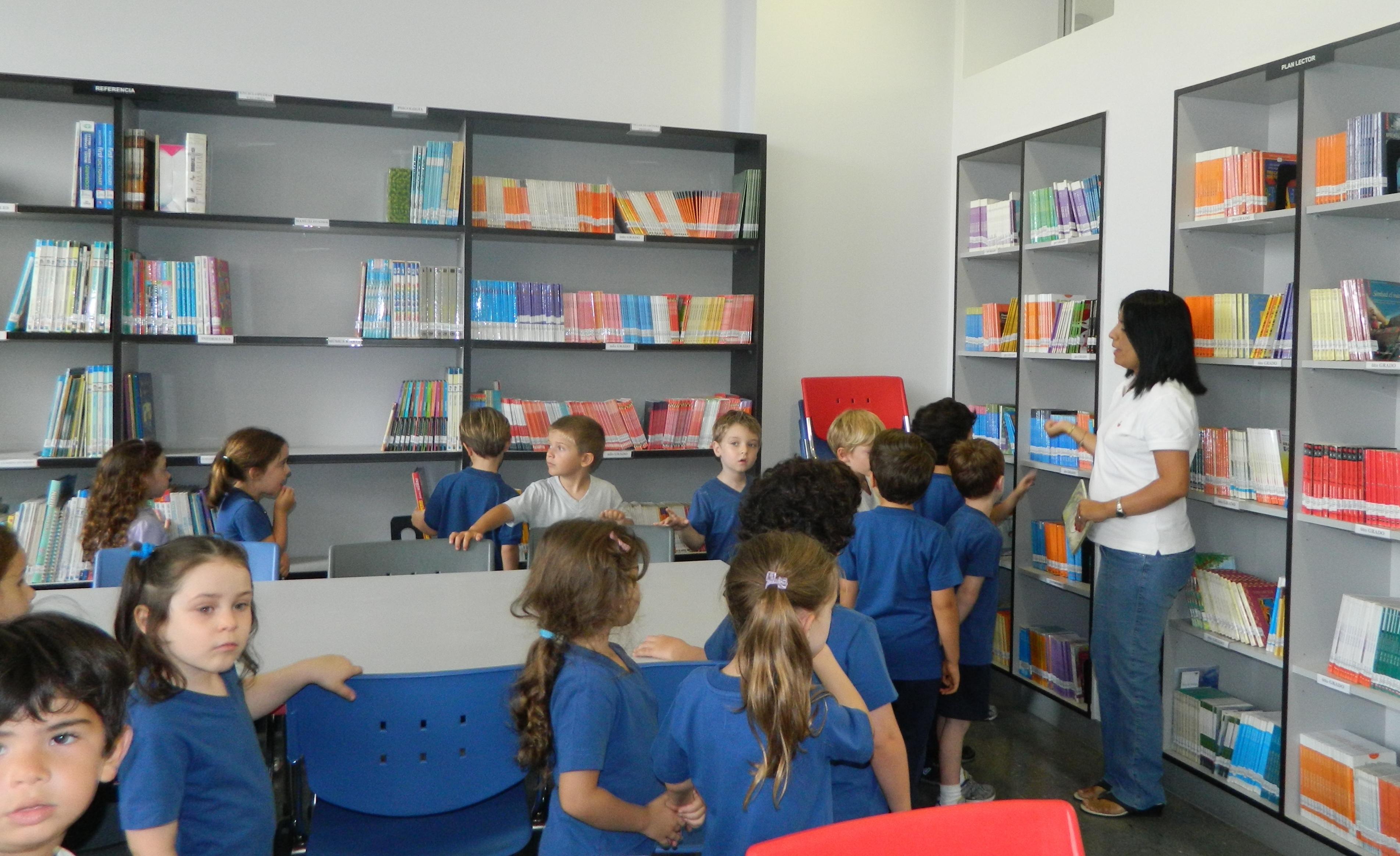Biblioteca y Centro de Recursos Educativos Martin Buber