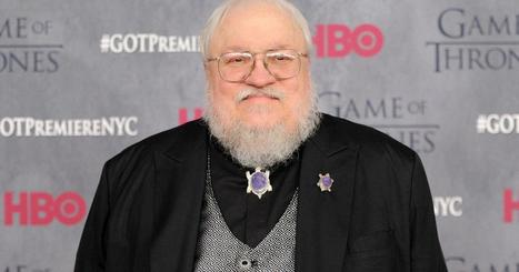 Another George R.R. Martin universe may be headed to television | Comic Book Trends | Scoop.it