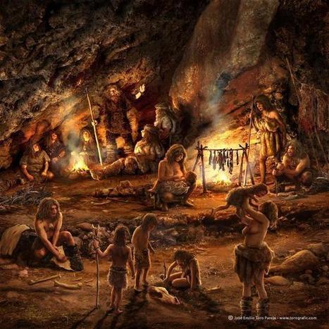 Las historias alrededor del fuego influyeron en nuestra evolución cultural y social | E-learning and MOOC | Scoop.it