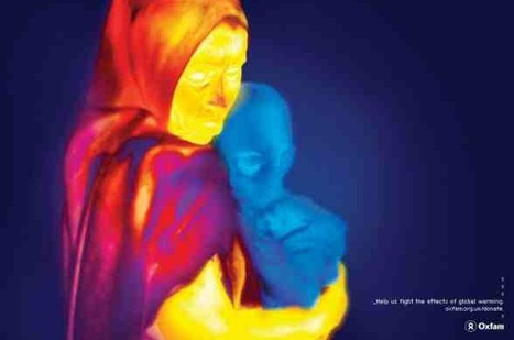 Oxfam UK: Thermal Imaging   Ads of the World™   I wish I'd thought of that   Scoop.it