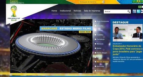 Copa do Mundo 2014 traz para o Brasil melhorias em infraestrutura, turismo, emprego e renda » Blog do Planalto | Copa Mundial 2014 | Scoop.it