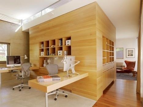 Bringing Springtime to Your Cold Winter Home Office | Designer | Scoop.it
