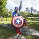Captain America in a turban | Ashley's Wonderful Geography page | Scoop.it