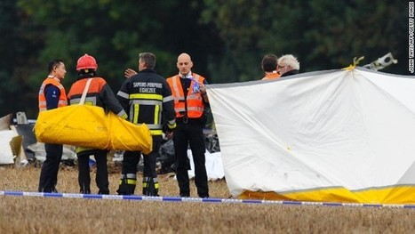 Plane carrying skydivers crashes in Belgium | Assignment 3 | Scoop.it