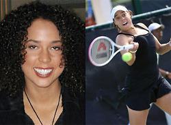 Alexandra Stevenson (African-American/Caucasian) | Mixed American Life | Scoop.it