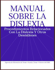 Manual sobre la dislexia | Biblioteca  para profesores | Scoop.it