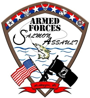 Armed Forces Salmon Assault 2013 | Lake Effect... Fishing | Scoop.it