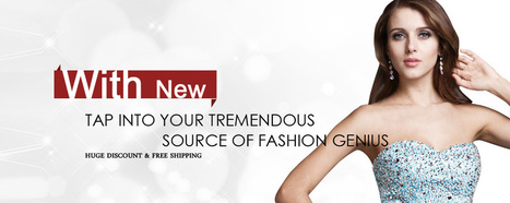 Formal Dresses Australia Online Shop - KissyDress AU | Fashion | Scoop.it