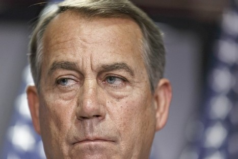 Why John Boehner is really suing Barack Obama | enjoy yourself | Scoop.it