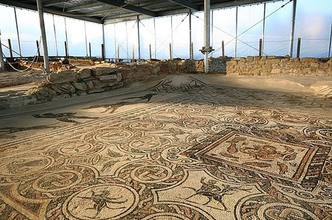 Domus of the Myth, Sant'Angelo in Vado, Le Marche - Italy | Mosaics | Scoop.it