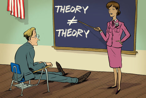 In Science, It's Never 'Just a Theory' | Theory of Knowledge | Scoop.it