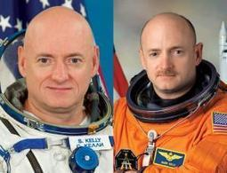 Astronaut twins could reveal genetics of space health - space - 06 August 2013 - New Scientist | Science | Scoop.it