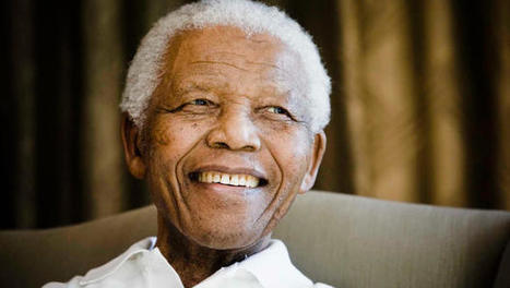Late Leader Nelson Mandela's 5 Most Innovative Moments | Brands & Culture | Scoop.it