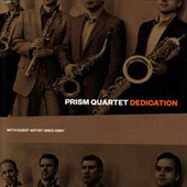 Arcane Candy » Blog Archive » Prism Quartet – Dedication | Difficult to label | Scoop.it