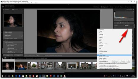 Lightroom - Adoucir la peau d'un portrait | Chroniques libelluliennes | Scoop.it
