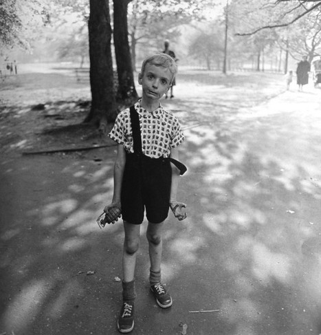 11 Lessons Diane Arbus Can Teach You About Street Photography | As digitally seen ... | Scoop.it