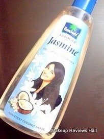 PARACHUTE Advansed Jasmine Coconut Hair Oil Review | MAKEUP REVIEWS HALL | Makeup and Beauty Reviews in Makeup Reviews Hall | Scoop.it