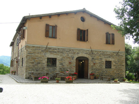La Caputa - Urbania Agriturismo | Le Marche Properties and Accommodation | Scoop.it
