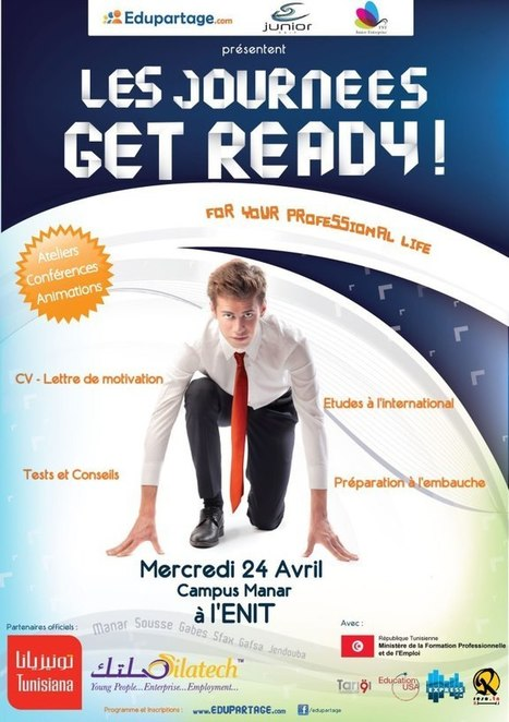 Get Ready For Your Professional Life à l'ENIT | Startup Mania | Scoop.it