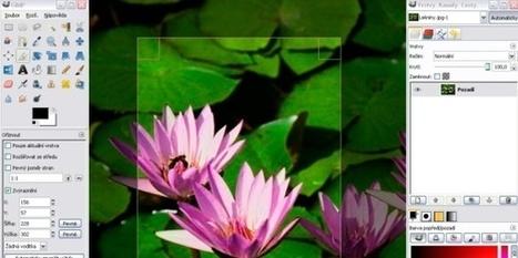 5 bons logiciels de retouche photos gratuits | Instantanés | Scoop.it